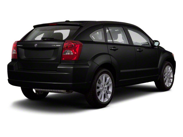 Black 2012 Dodge Caliber Pictures Caliber Wagon 4D Uptown photos rear view