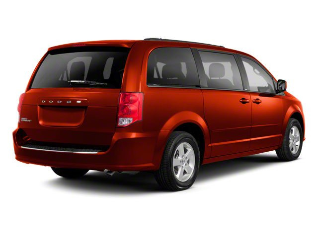 Copperhead Pearl 2012 Dodge Grand Caravan Pictures Grand Caravan Grand Caravan Crew photos rear view