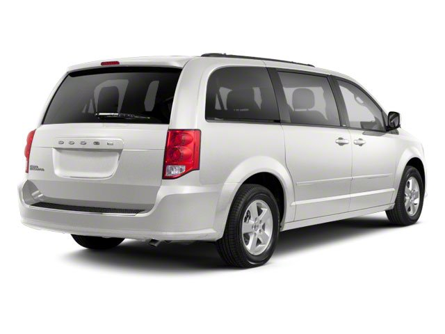 Stone White 2012 Dodge Grand Caravan Pictures Grand Caravan Grand Caravan SE photos rear view