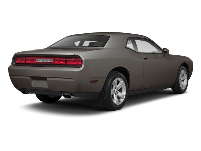 Tungsten Metallic 2012 Dodge Challenger Pictures Challenger Coupe 2D SRT-8 photos rear view