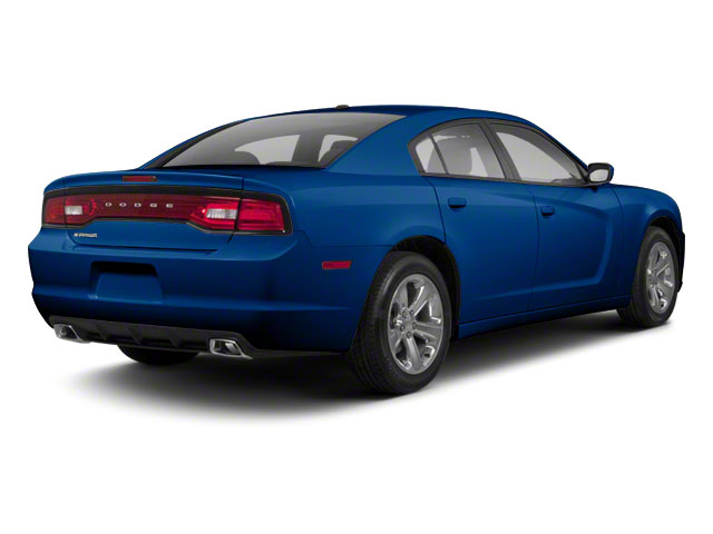 Blue Streak Pearl 2012 Dodge Charger Pictures Charger Sedan 4D SRT-8 photos rear view