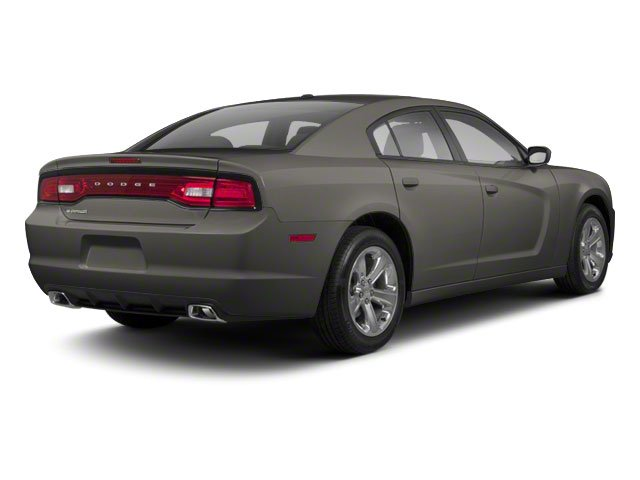 Tungsten Metallic 2012 Dodge Charger Pictures Charger Sedan 4D SRT-8 photos rear view