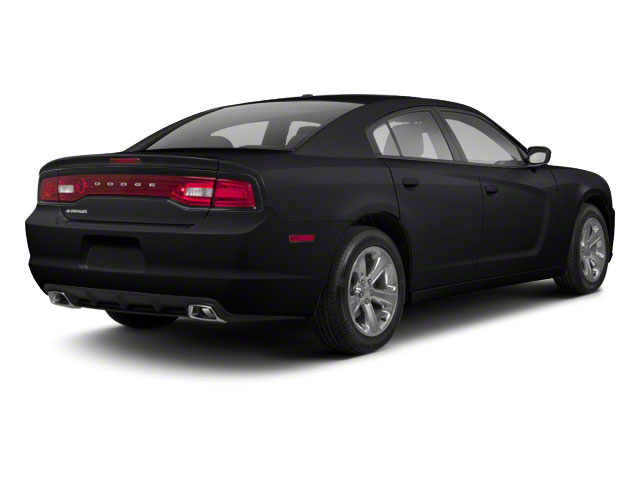 Pitch Black 2012 Dodge Charger Pictures Charger Sedan 4D SRT-8 photos rear view