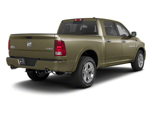 Sagebrush Pearl 2012 Ram Truck 1500 Pictures 1500 Crew Cab Outdoorsman 4WD photos rear view