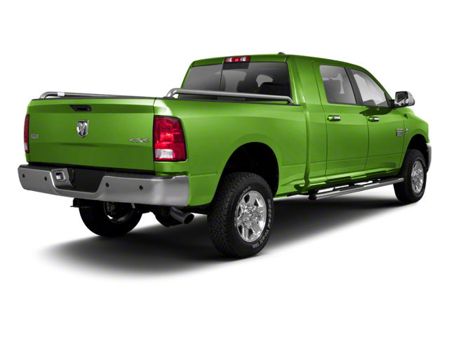 Hills Green 2012 Ram Truck 2500 Pictures 2500 Mega Cab SLT 4WD photos rear view