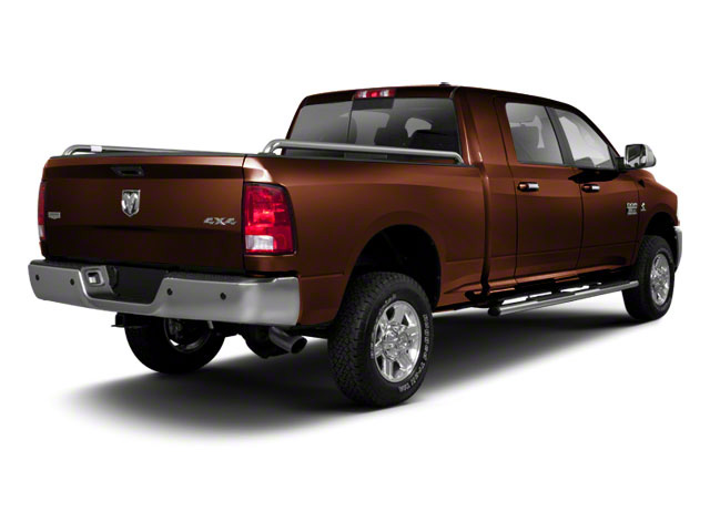 Dark Brown 2012 Ram Truck 2500 Pictures 2500 Mega Cab SLT 4WD photos rear view