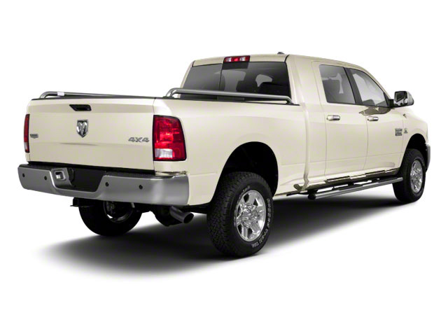 Light Cream 2012 Ram Truck 2500 Pictures 2500 Mega Cab Outdoorsman 4WD photos rear view