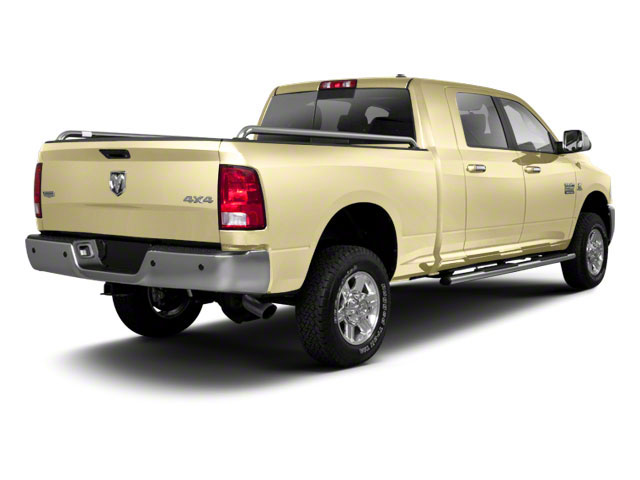 Sunbelt Yellow 2012 Ram Truck 2500 Pictures 2500 Mega Cab SLT 4WD photos rear view