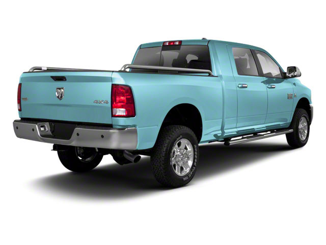 Robin Egg Blue 2012 Ram Truck 2500 Pictures 2500 Mega Cab SLT 4WD photos rear view