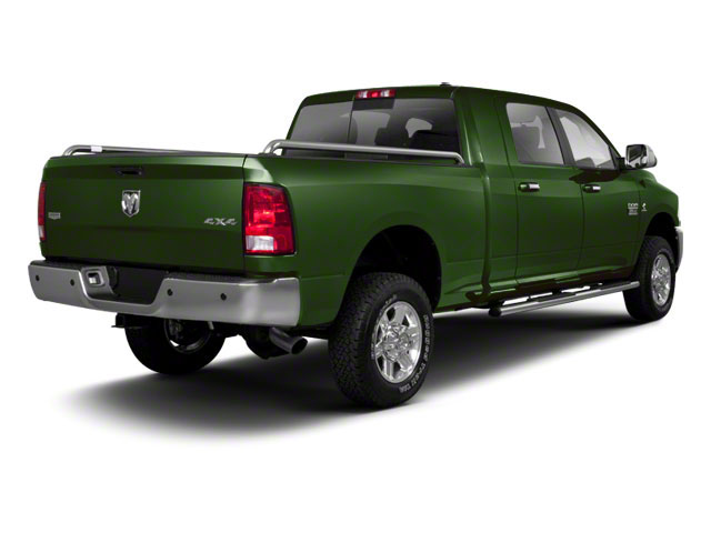 D T Green 2012 Ram Truck 2500 Pictures 2500 Mega Cab SLT 4WD photos rear view