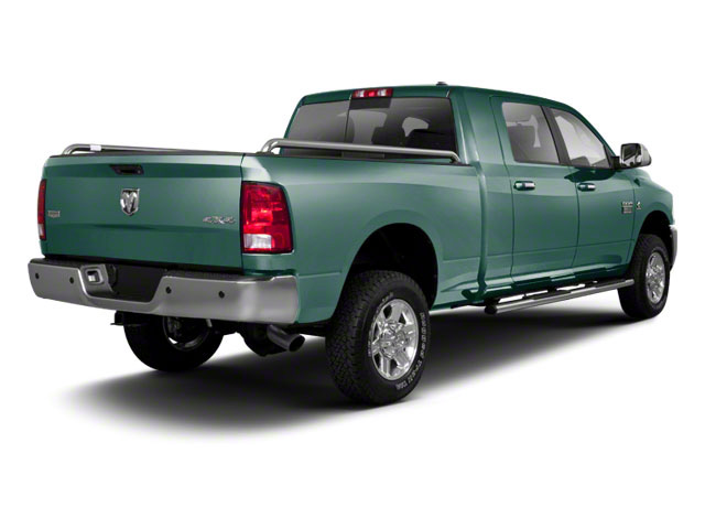 Light Green 2012 Ram Truck 2500 Pictures 2500 Mega Cab SLT 4WD photos rear view
