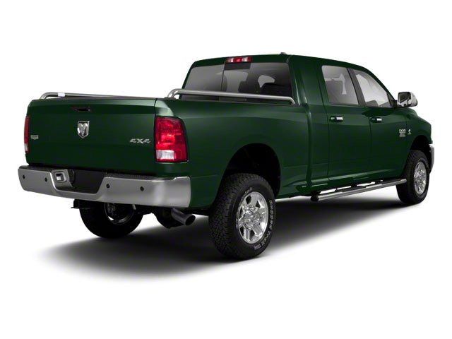 Timberline Green Pearl 2012 Ram Truck 2500 Pictures 2500 Mega Cab SLT 4WD photos rear view