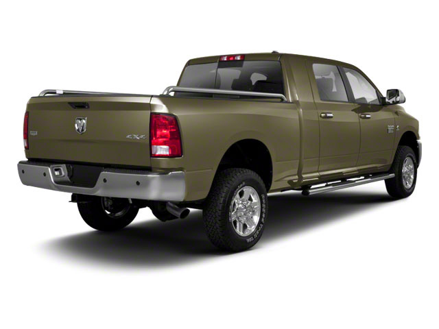 Sagebrush Pearl 2012 Ram Truck 2500 Pictures 2500 Mega Cab Outdoorsman 4WD photos rear view