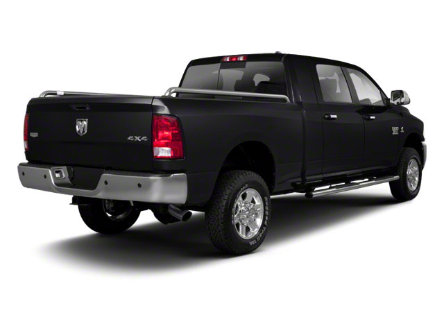 Black 2012 Ram Truck 2500 Pictures 2500 Mega Cab Outdoorsman 4WD photos rear view