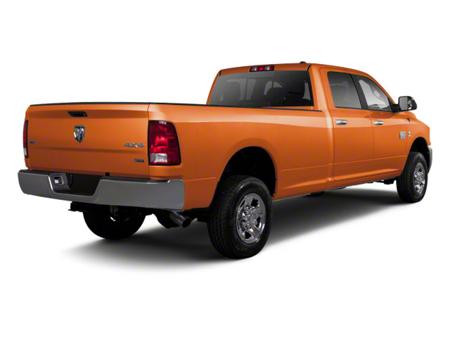 Omaha Orange 2012 Ram Truck 2500 Pictures 2500 Crew Cab ST 4WD photos rear view