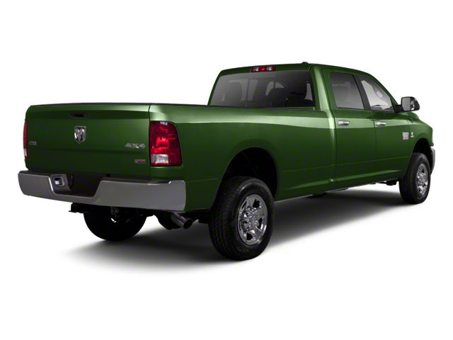 D T Green 2012 Ram Truck 2500 Pictures 2500 Crew Cab ST 4WD photos rear view
