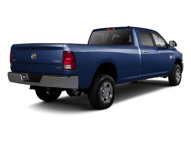True Blue Pearl 2012 Ram Truck 2500 Pictures 2500 Crew Cab ST 4WD photos rear view