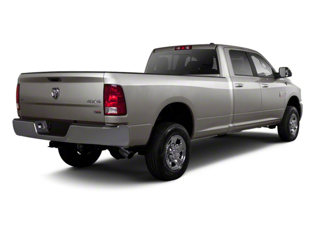 Mineral Gray Metallic 2012 Ram Truck 2500 Pictures 2500 Crew Cab Laramie 4WD photos rear view