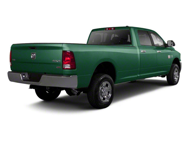 Timberline Green Pearl 2012 Ram Truck 2500 Pictures 2500 Crew Cab ST 4WD photos rear view