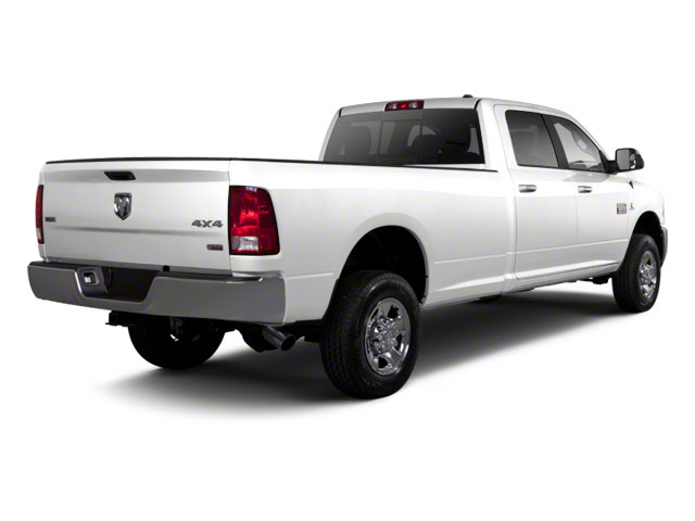 Bright Silver Metallic 2012 Ram Truck 2500 Pictures 2500 Crew Cab ST 4WD photos rear view