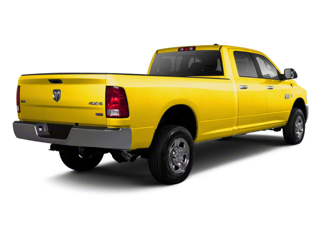 Detonator Yellow 2012 Ram Truck 2500 Pictures 2500 Crew Cab ST 4WD photos rear view