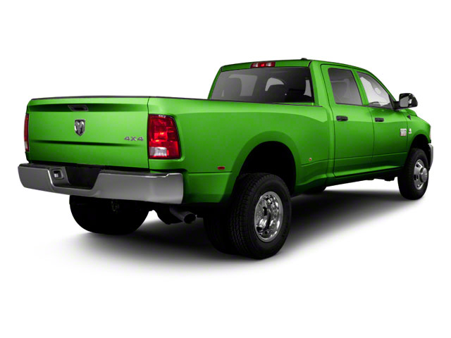 Hills Green 2012 Ram Truck 3500 Pictures 3500 Crew Cab SLT 2WD photos rear view