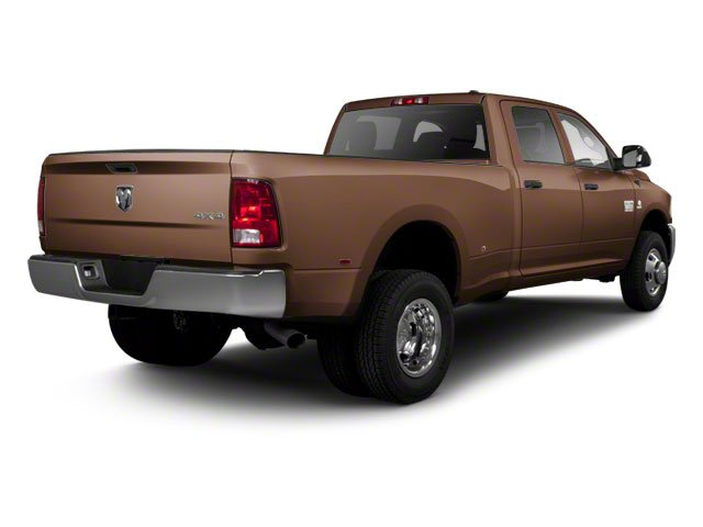 Saddle Brown Pearl 2012 Ram Truck 3500 Pictures 3500 Crew Cab Laramie 2WD photos rear view