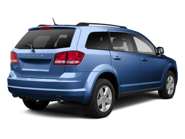 Blue Pearl 2012 Dodge Journey Pictures Journey Utility 4D SE 2WD photos rear view