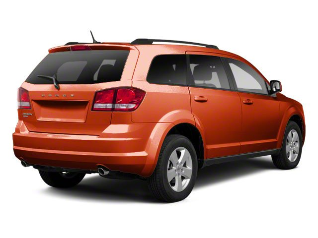 Copperhead Pearl 2012 Dodge Journey Pictures Journey Utility 4D SE 2WD photos rear view
