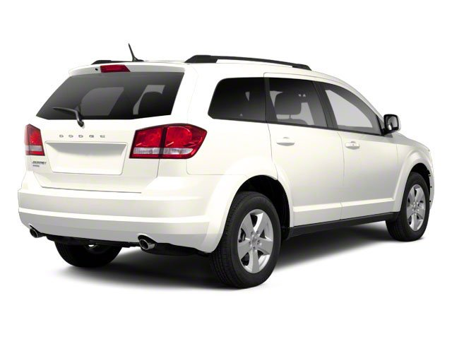 Pearl White Tri-coat 2012 Dodge Journey Pictures Journey Utility 4D R/T AWD photos rear view