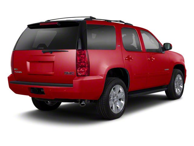 Crystal Red Tintcoat 2012 GMC Yukon Pictures Yukon Utility 4D SLT 4WD photos rear view