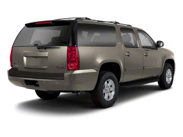 Gold Mist Metallic 2012 GMC Yukon XL Pictures Yukon XL Utility C2500 SLT 2WD photos rear view