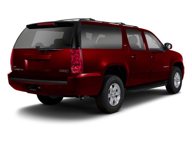 Crystal Red Tintcoat 2012 GMC Yukon XL Pictures Yukon XL Utility C2500 SLT 2WD photos rear view