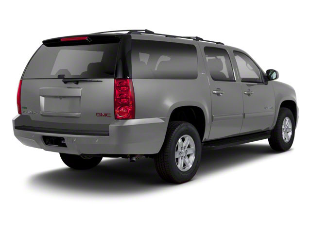 Quicksilver Metallic 2012 GMC Yukon XL Pictures Yukon XL Utility C2500 SLT 2WD photos rear view