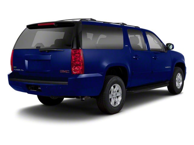 Heritage Blue Metallic 2012 GMC Yukon XL Pictures Yukon XL Utility C2500 SLT 2WD photos rear view