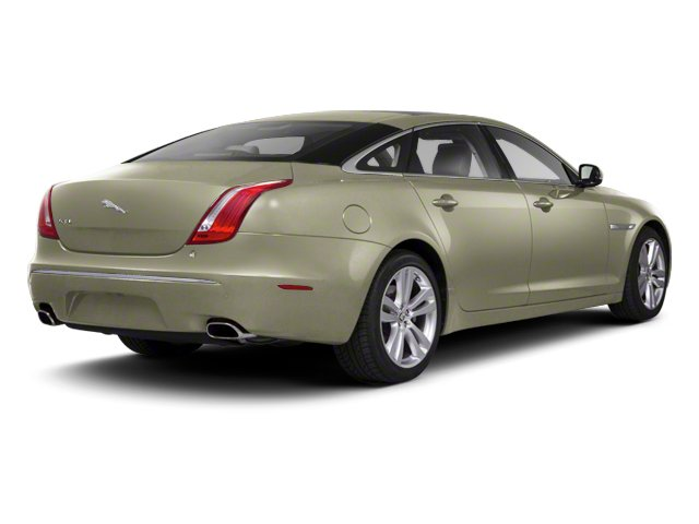 Cashmere 2012 Jaguar XJ Pictures XJ Sedan 4D photos rear view