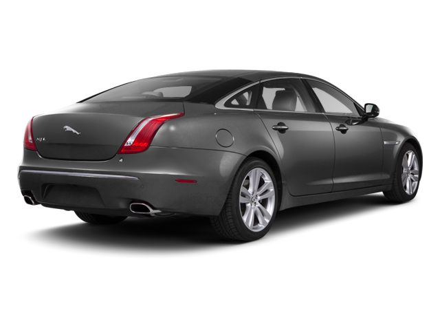 Stratus Grey 2012 Jaguar XJ Pictures XJ Sedan 4D photos rear view