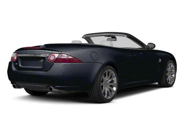 Midnight Black 2012 Jaguar XK Pictures XK Convertible XKR Supercharged photos rear view