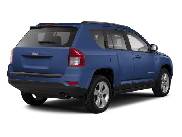 True Blue Pearl 2012 Jeep Compass Pictures Compass Utility 4D Limited 2WD photos rear view