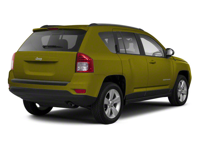 Rescue Green Metallic 2012 Jeep Compass Pictures Compass Utility 4D Limited 2WD photos rear view