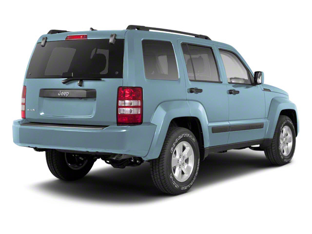Winter Chill Pearl 2012 Jeep Liberty Pictures Liberty Utility 4D Sport 2WD photos rear view