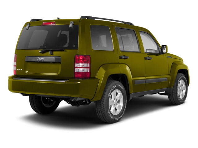 Rescue Green Metallic 2012 Jeep Liberty Pictures Liberty Utility 4D Sport 2WD photos rear view
