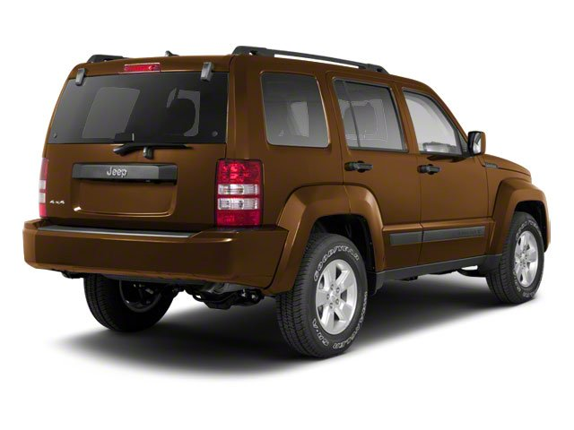 Canyon Brown Pearl 2012 Jeep Liberty Pictures Liberty Utility 4D Limited Jet 4WD photos rear view