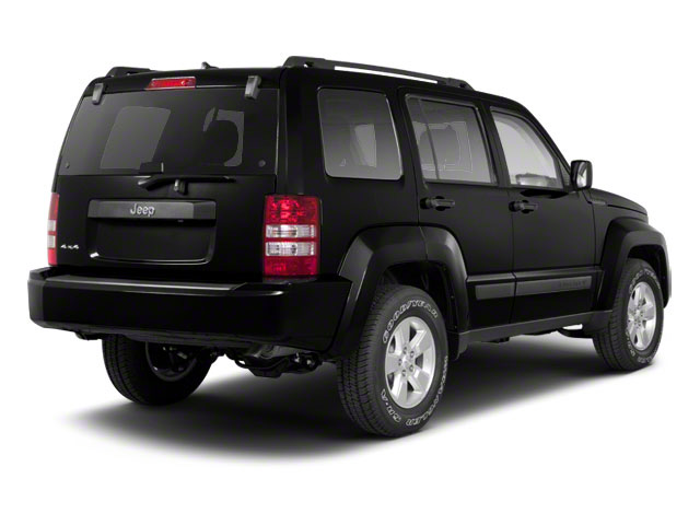 Brilliant Black Crystal Pearl 2012 Jeep Liberty Pictures Liberty Utility 4D Limited Jet 4WD photos rear view