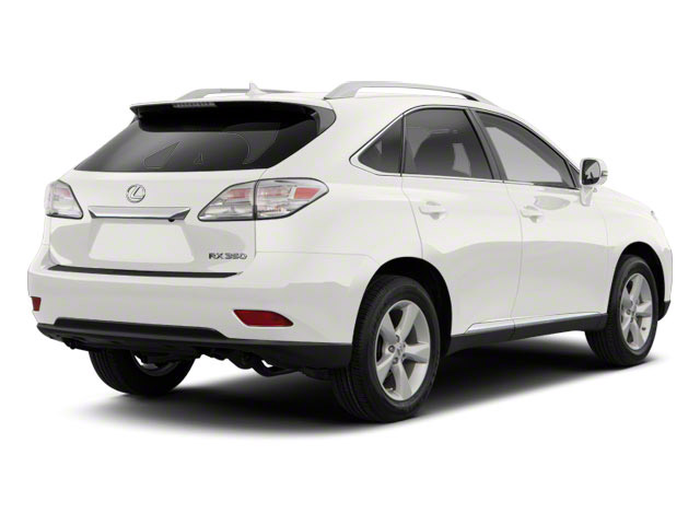 Starfire Pearl 2012 Lexus RX 350 Pictures RX 350 Utility 4D AWD photos rear view