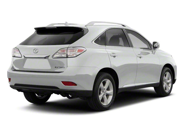 Tungsten Pearl 2012 Lexus RX 350 Pictures RX 350 Utility 4D 2WD photos rear view