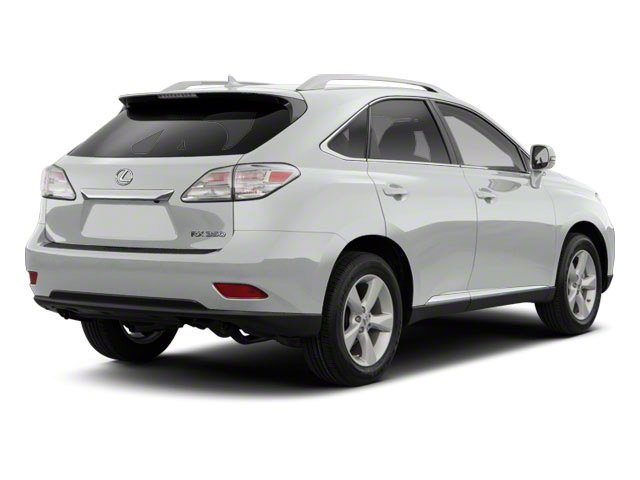 Tungsten Pearl 2012 Lexus RX 350 Pictures RX 350 Utility 4D AWD photos rear view
