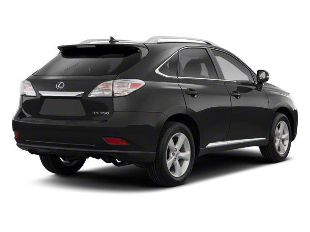 Nebula Gray Pearl 2012 Lexus RX 350 Pictures RX 350 Utility 4D AWD photos rear view