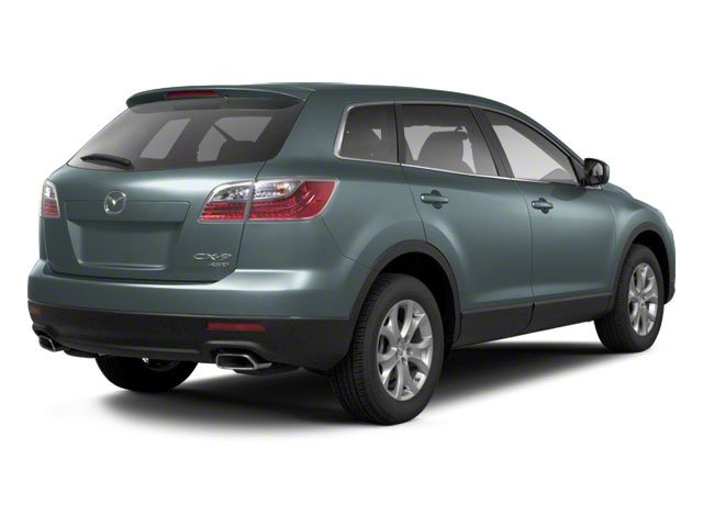 Dolphin Gray Mica 2012 Mazda CX-9 Pictures CX-9 Utility 4D Sport AWD photos rear view