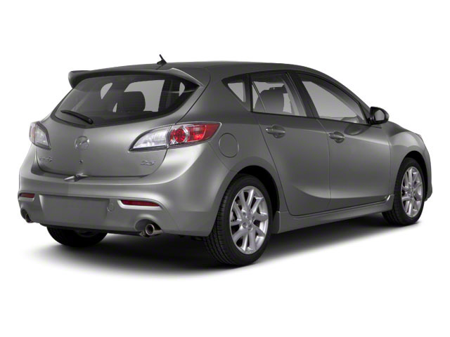 Liquid Silver Metallic 2012 Mazda Mazda3 Pictures Mazda3 Wagon 5D s GT photos rear view